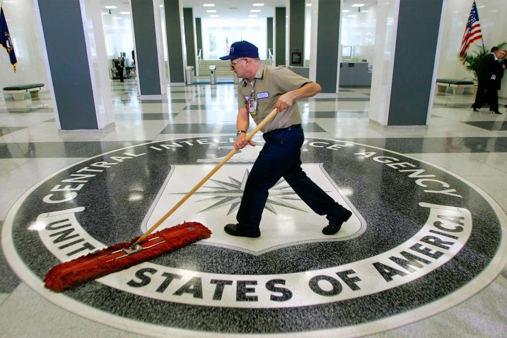 CIA meldet Dutzende von Informanten verhaftet oder getötet