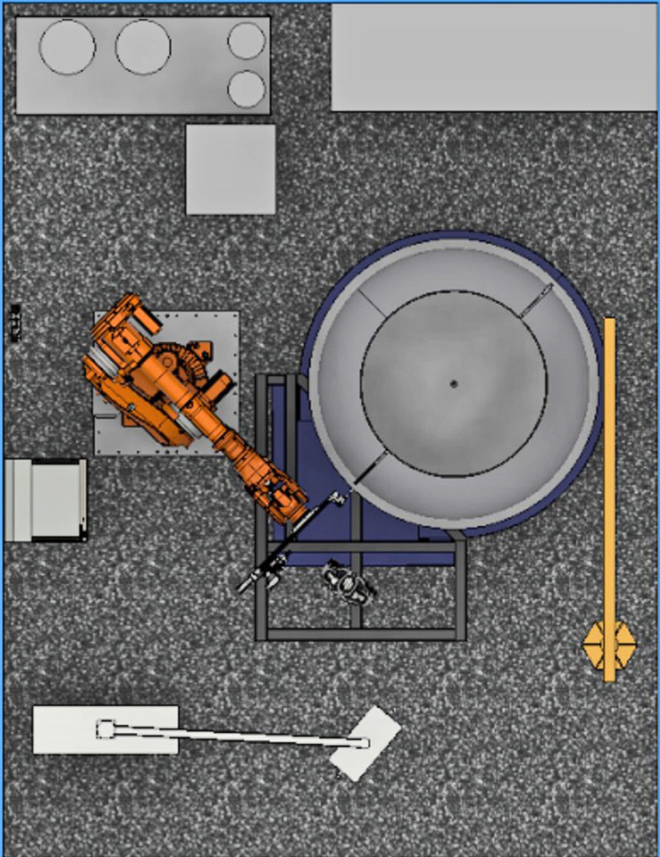 Beaumont Machine liefert SpaceX EDM mit kleinen Löchern