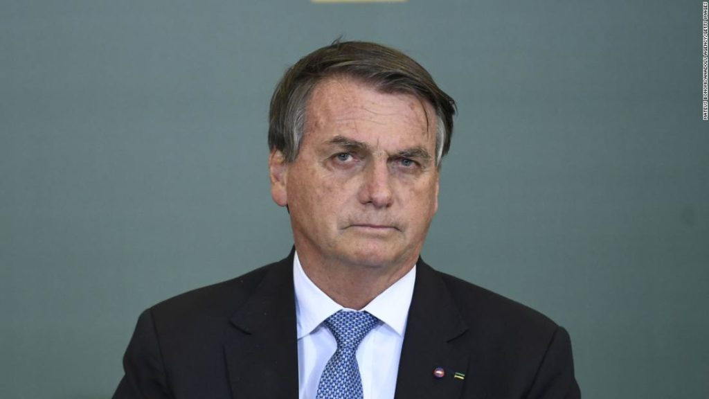 Brasilianer Bolsonaro wegen Verbrechen gegen die Menschlichkeit vor dem IStGH angeklagt wegen Rekord in Amazonien