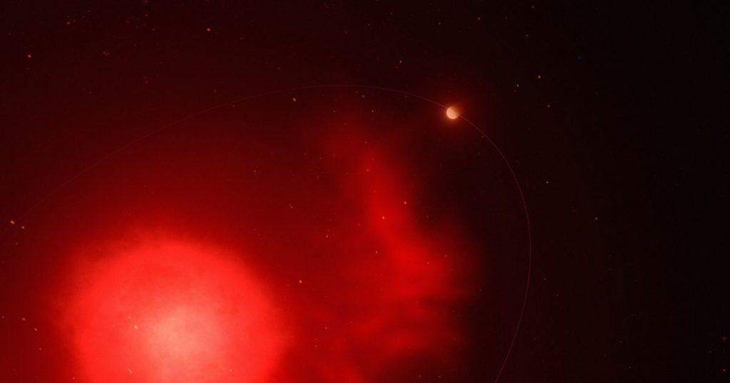 Astronomen entdecken Planeten, der die Explosion seines ursprünglichen Sterns überlebt hat