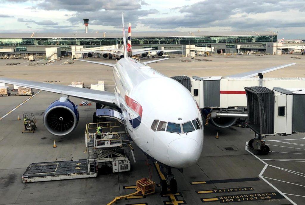 Autsch: Der sehr lange Flug von British Airways nach Hongkong