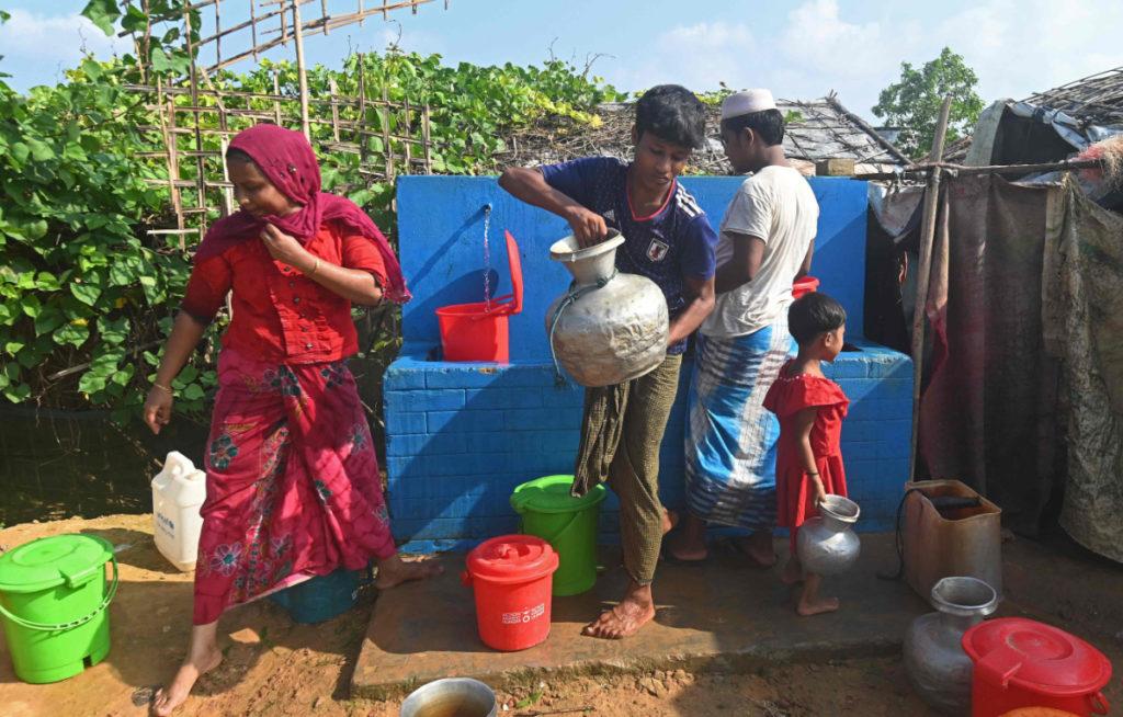 Bangladesch will nach UN-Abkommen über 80.000 Rohingya auf die Insel umsiedeln