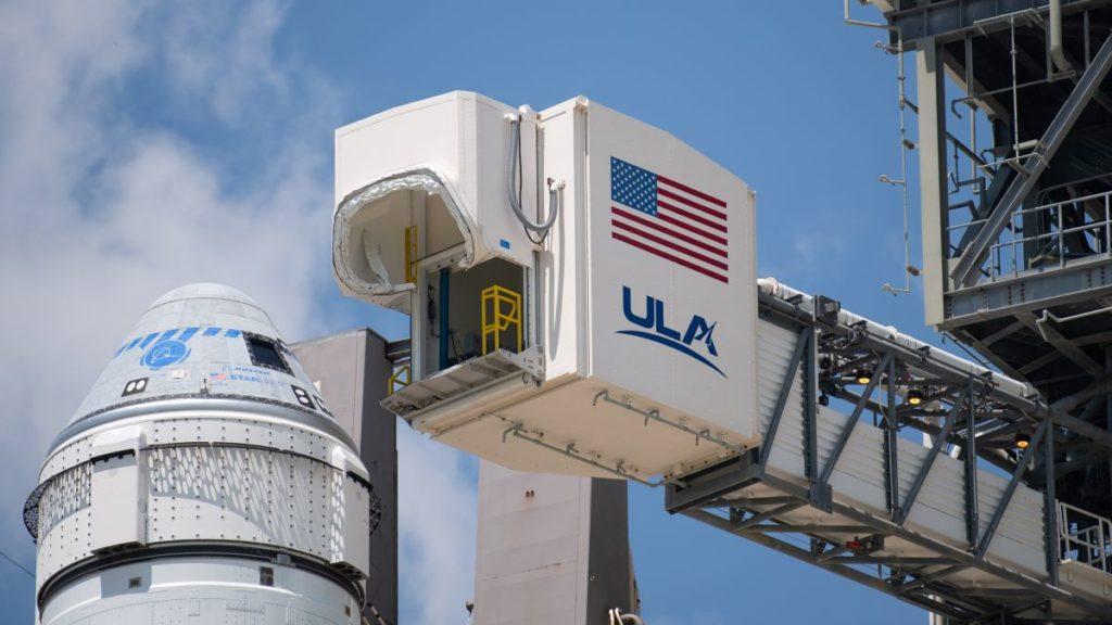Boeings nächster Starliner-Teststart für die NASA gleitet bis 2022