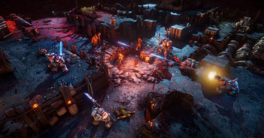 Chaos Gate: Daemonhunter lässt Warhammer 40k wie XCOM aussehen