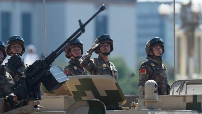 China sagt, es habe inmitten der Spannungen mit Taiwan Strandlandungsübungen durchgeführt