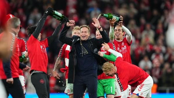 Dänemark gewinnt nach dem Sieg gegen Österreich Weltmeister