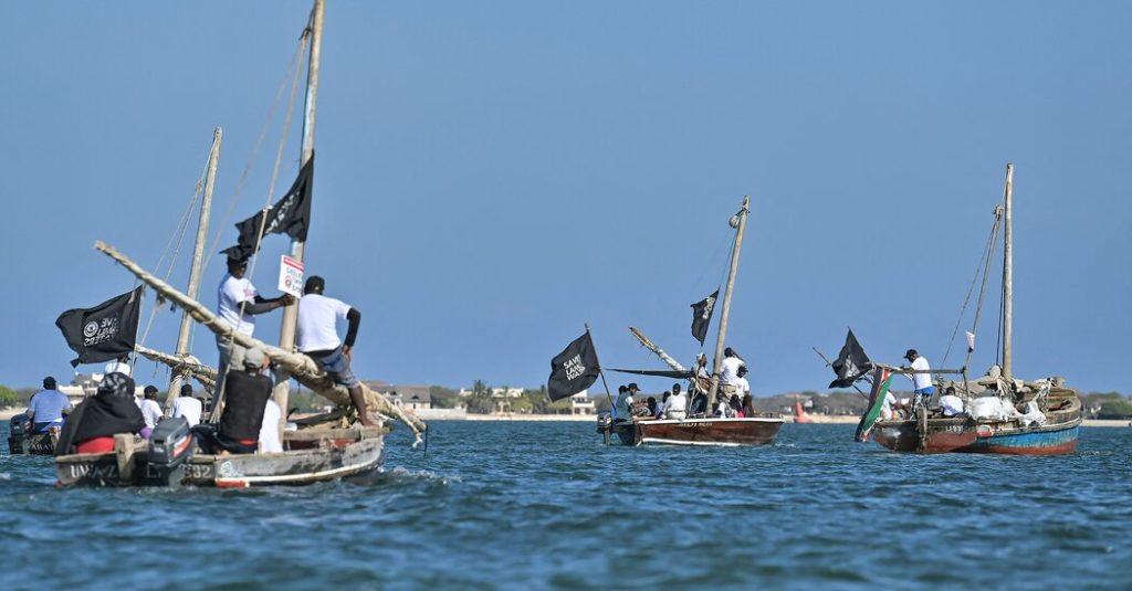 Der Oberste Gerichtshof der Vereinten Nationen hat sich im Ozeanstreit in Kenia weitgehend auf die Seite Somalias gestellt