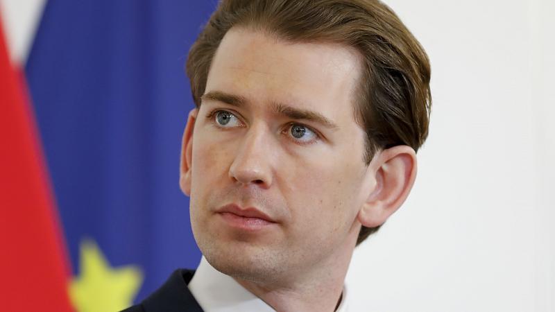 Der österreichische Staatschef Kurz kämpft trotz Korruptionsvorwürfen für den Verbleib