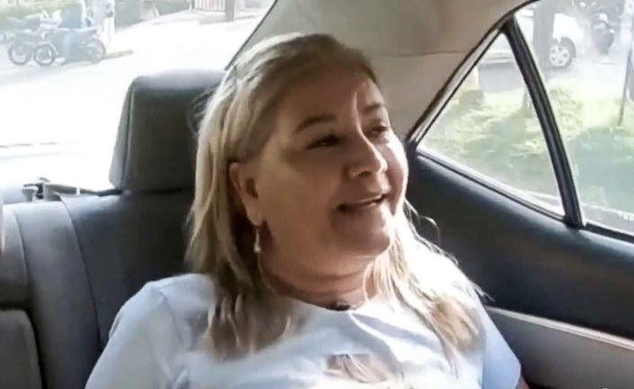 Martha Sep & # xfa;  lveda Campo (Caracol über Noticias Telemundo)