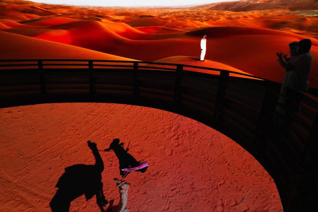 Dubai Expo 2020 bietet widersprüchliche Zahlen zu Todesfällen von Arbeitern