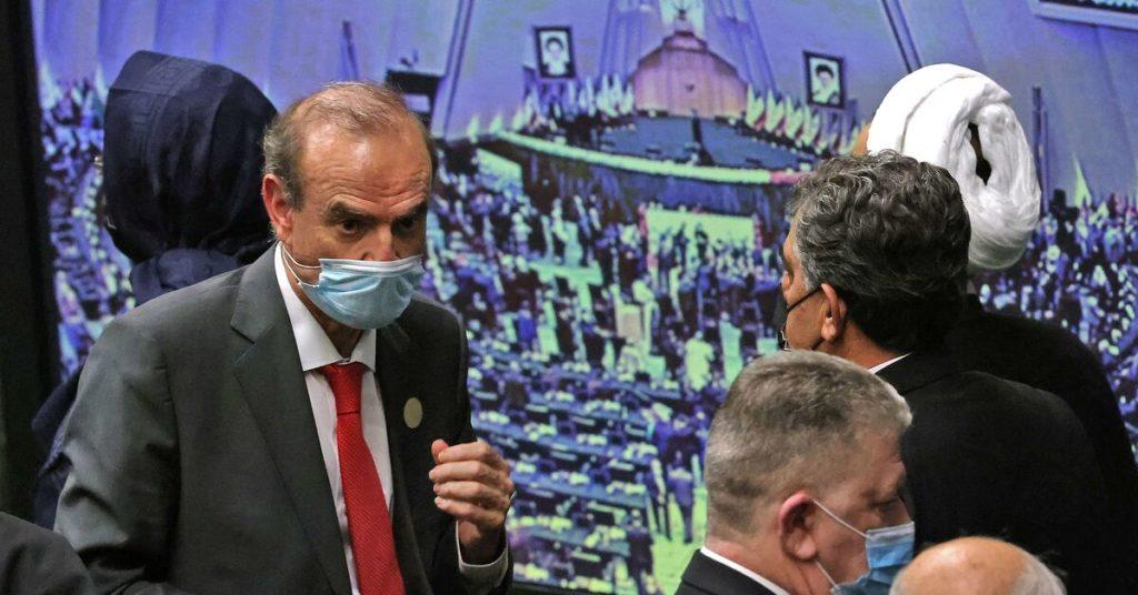 EU schickt Diplomaten nach Teheran, da die Unsicherheit über das Iran-Deal wächst