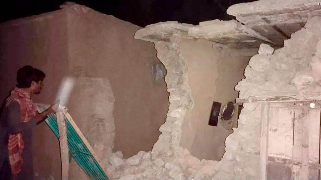 Erdbeben in Pakistan: Mindestens 20 Tote nach Erdbeben der Stärke 5,9 in der Provinz Belutschistan