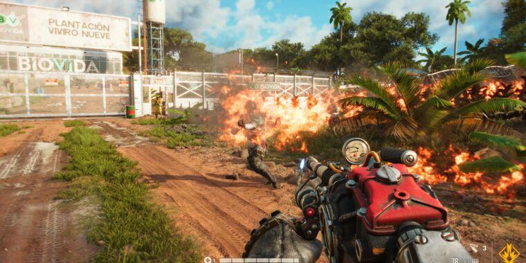 Far Cry 6-Rezension: Eine bekannte Rückkehr zur Dummheit in der offenen Welt