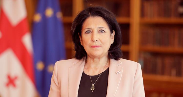 Georgiens Präsident Surabischwili stattet Österreich heute einen offiziellen Besuch ab
