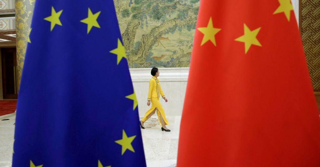 Globalplayer?  EU-Gipfel sucht Antworten zur Strategie Chinas und der USA