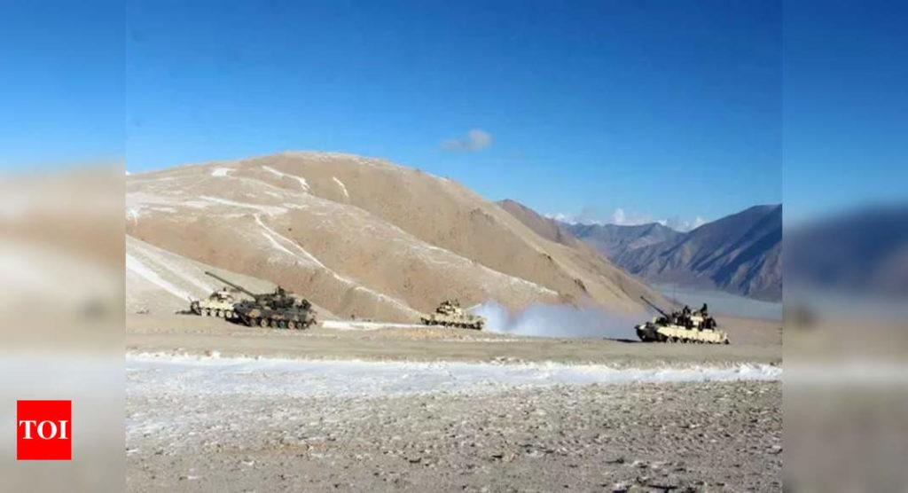 Indien und China kollidieren entlang des LAC in Arunachal Pradesh    Indien Nachrichten
