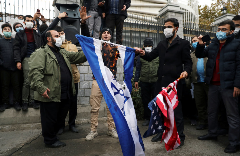 """Iran warnt Israel vor neuen """"militärischen Abenteuern"""""""