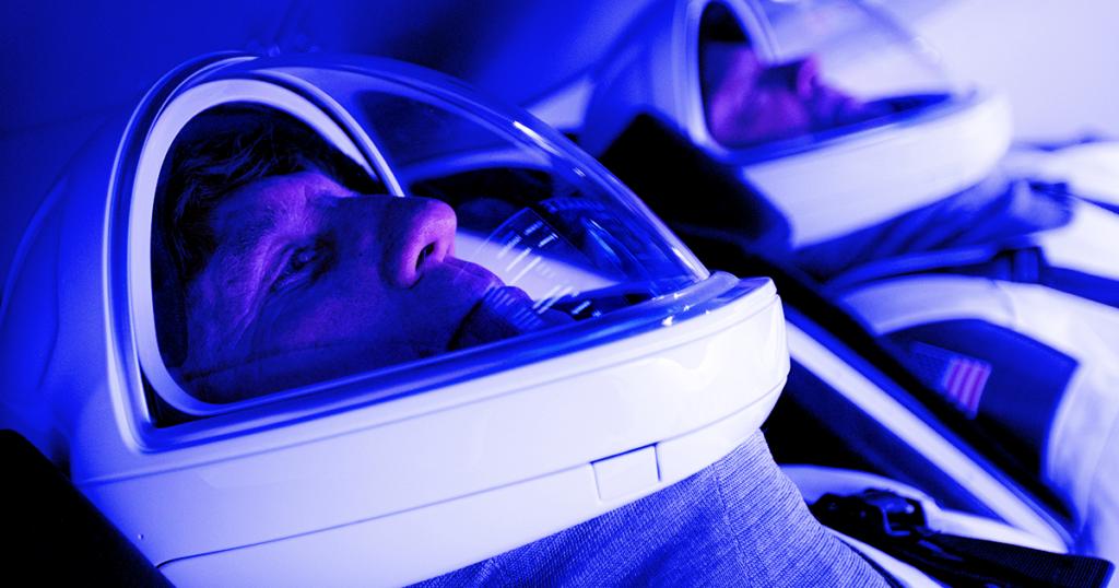 Milliardär, der SpaceX zur Raumstation fliegt, sagt, er sei nur ein durchschnittlicher Typ