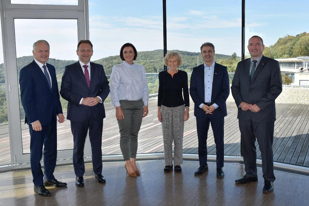 Ministertreffen zur Zukunft der Wälder in der EU