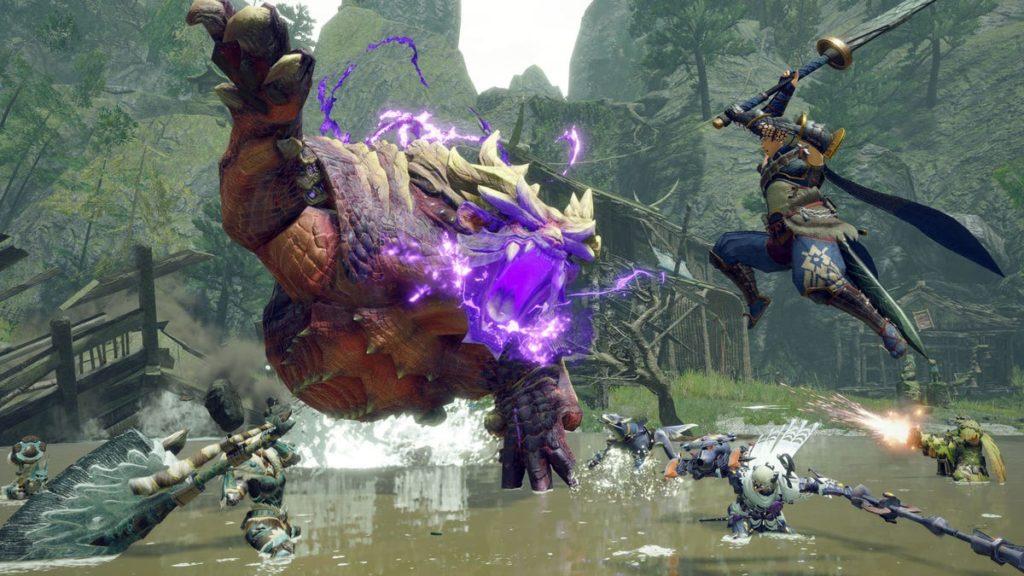 Monster Hunter Rise wird kein Cross-Play oder Cross-Save auf dem PC haben