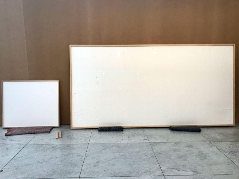 """Museum will, dass """"Take the Money and Run""""-Künstler 84.000 US-Dollar für leere Leinwände erstatten"""