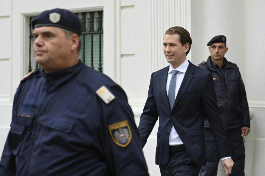 Österreichische Opposition eröffnet Ermittlungen wegen Korruption der regierenden ÖVP