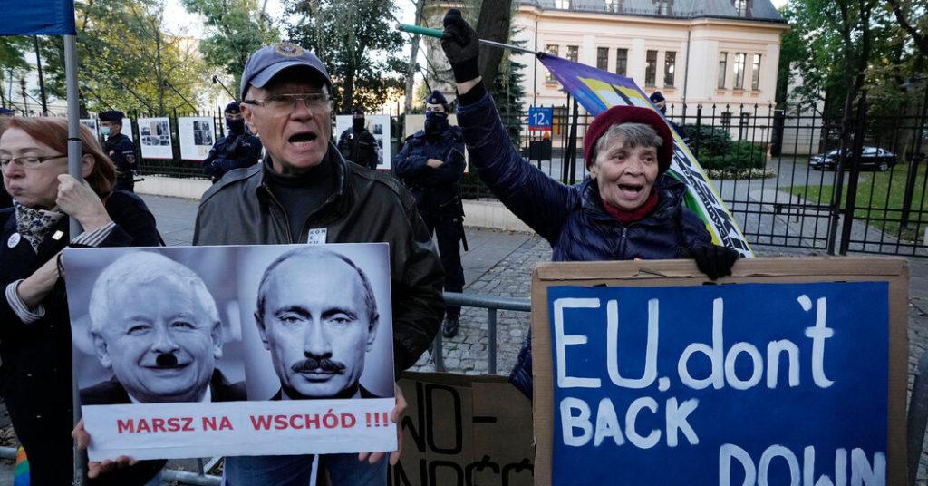 Polens höchstes Gericht entscheidet, dass die Verfassung das EU-Recht übertrumpft