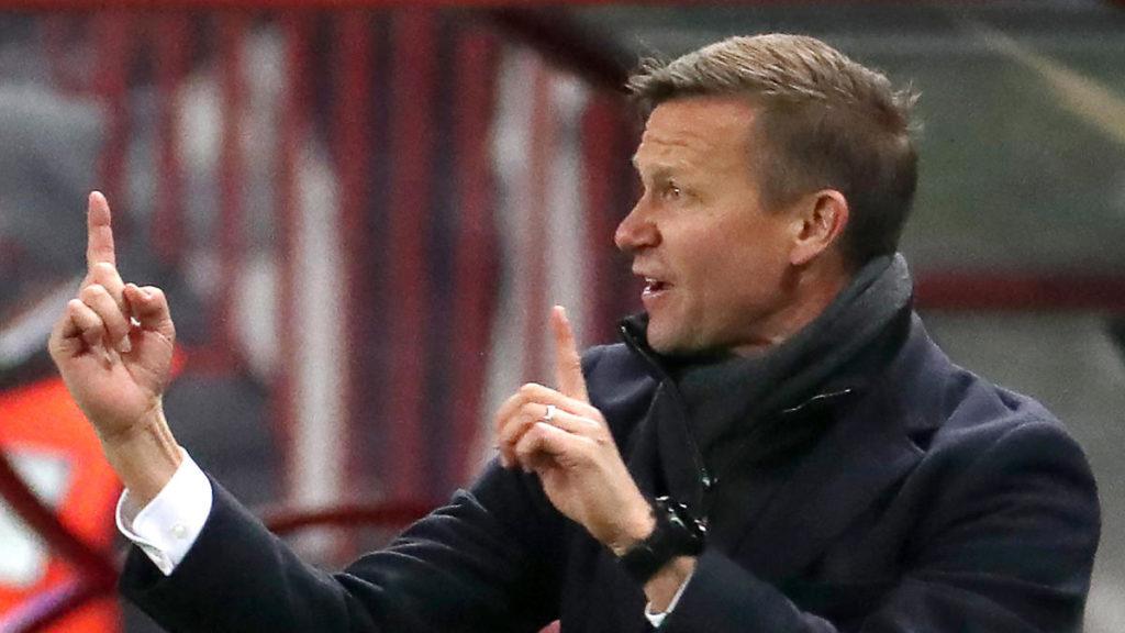 RB Leipzig von Jesse Marsch tritt in eine entscheidende Phase ein, die die Zukunft des amerikanischen Trainers bestimmen könnte