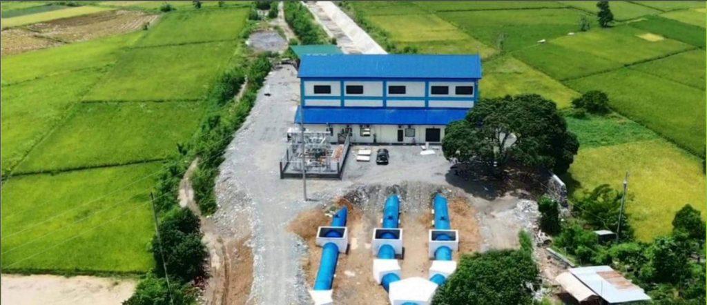 RE Company nimmt kommerziellen Betrieb der Anlage in Nueva Vizcaya auf - Manila Bulletin