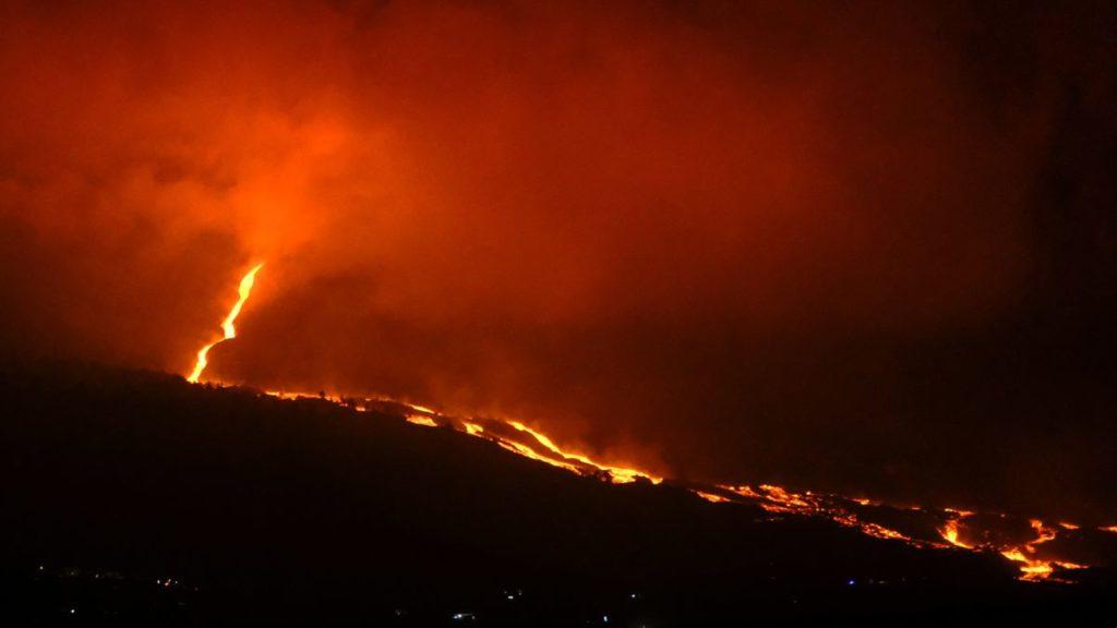 Vulkan La Palma, Live-Updates heute: Ausbruch, Tsunami-Warnung und Eilmeldungen    die kanarischen Inseln