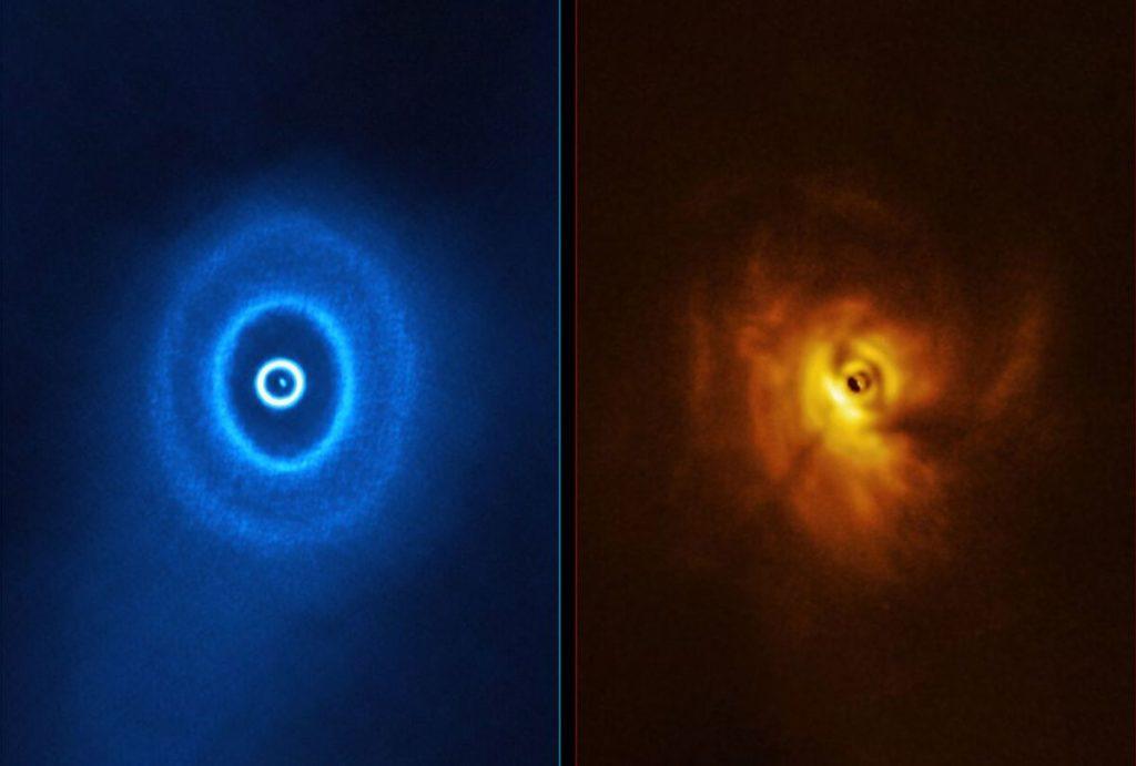 Wissenschaftler glauben, einen Planeten entdeckt zu haben, der drei Sterne umkreist