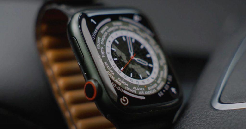 Zusammenfassung: Testberichte und Videos der Apple Watch Series 7 bieten einen ersten Blick auf die neuen Farben, das Display und mehr.